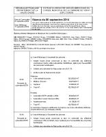 RAPPORT CM 05 SEPTEMBRE 2014